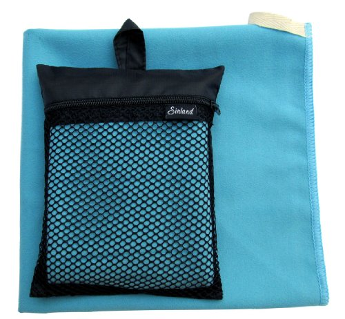 Sunland Microfiber Ultra Compact /& Fast Drying Travel Sports Towels